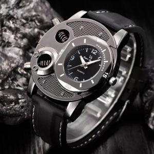 Reloj slinky ilusion of time